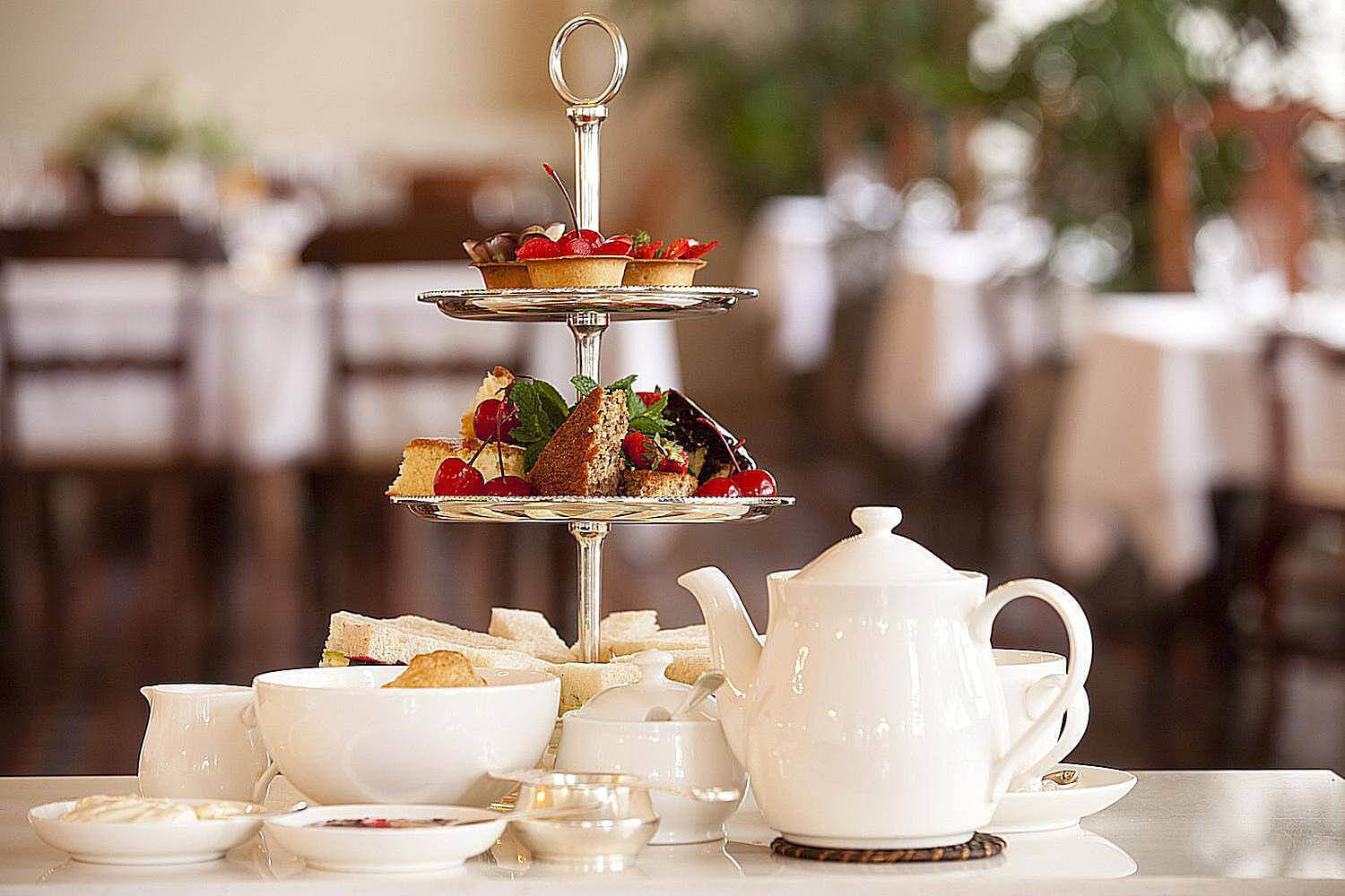 The Lumber Baron Opens for Weekend Brunchand Old-Fashioned Afternoon Tea